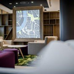 Отель Holiday Inn Dusseldorf City Toulouser Allee интерьер отеля