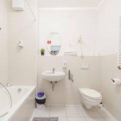 Отель Prince Apartments Венгрия, Будапешт - 4 отзыва об отеле, цены и фото номеров - забронировать отель Prince Apartments онлайн ванная фото 2