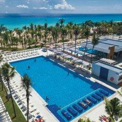 Отель Riu Playacar Плая-дель-Кармен бассейн фото 3