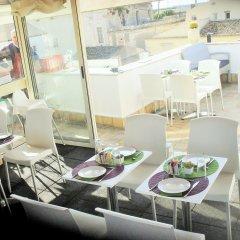 Отель Aretusa Vacanze B&B Сиракуза питание