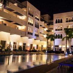 Отель Andalucia Golf Tanger Марокко, Медина Танжера - отзывы, цены и фото номеров - забронировать отель Andalucia Golf Tanger онлайн бассейн фото 2