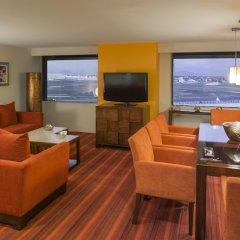 Отель Camino Real Aeropuerto Mexico комната для гостей фото 3
