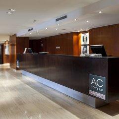 Отель AC Hotel Avenida de América by Marriott Испания, Мадрид - отзывы, цены и фото номеров - забронировать отель AC Hotel Avenida de América by Marriott онлайн интерьер отеля фото 3