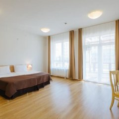 Апарт-отель Имеретинский Заповедный квартал Стандартный номер с разными типами кроватей фото 9
