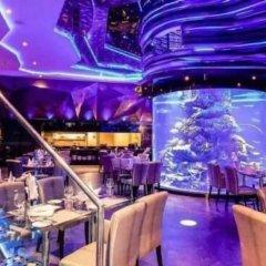 Отель Modernized Condo Seaview Central Pattaya развлечения