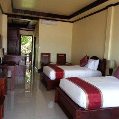 Отель Pon Arena Лаос, Остров Кхонг - отзывы, цены и фото номеров - забронировать отель Pon Arena онлайн комната для гостей фото 4