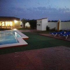 Отель Villa Rosal бассейн