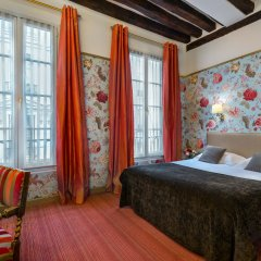 Отель Hôtel Saint Paul Rive Gauche комната для гостей