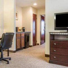 Отель Comfort Suites Atlanta Airport удобства в номере фото 2
