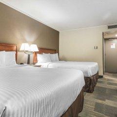 Отель Econo Lodge South Calgary Канада, Калгари - отзывы, цены и фото номеров - забронировать отель Econo Lodge South Calgary онлайн комната для гостей