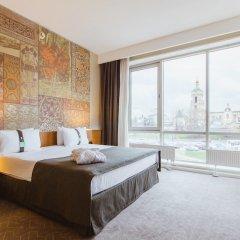 Гостиница Holiday Inn Moscow Tagansky (бывший Симоновский) комната для гостей фото 14
