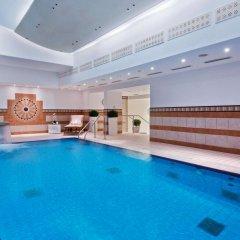 Отель Hilton Munich Park бассейн