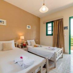 Отель Alpha Stegna Sun Пляж Стегна комната для гостей фото 2