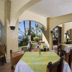 Отель El Pescador Hotel Мексика, Пуэрто-Вальярта - отзывы, цены и фото номеров - забронировать отель El Pescador Hotel онлайн питание фото 2