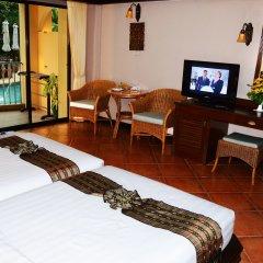 Отель Karon Sea Sands Resort & Spa Таиланд, Пхукет - 3 отзыва об отеле, цены и фото номеров - забронировать отель Karon Sea Sands Resort & Spa онлайн комната для гостей фото 4
