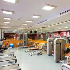 Отель Crowne Plaza Bangkok Lumpini Park фитнесс-зал фото 4