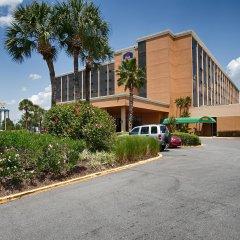 Best Western Orlando Gateway Hotel парковка