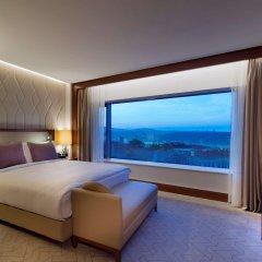 Conrad Istanbul Bosphorus Турция, Стамбул - 3 отзыва об отеле, цены и фото номеров - забронировать отель Conrad Istanbul Bosphorus онлайн комната для гостей фото 5