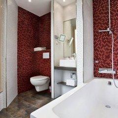 Отель Best Western Nouvel Orleans Montparnasse Париж ванная фото 2