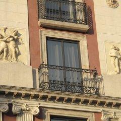 Отель Bagués Испания, Барселона - отзывы, цены и фото номеров - забронировать отель Bagués онлайн балкон