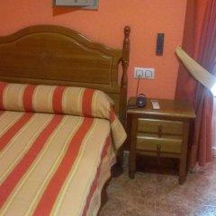 Отель Hostal Playa комната для гостей фото 2