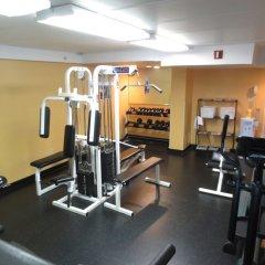 Отель Comfort Inn University Center фитнесс-зал фото 4