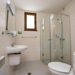 Отель Forest Nook Villas Болгария, Пампорово - отзывы, цены и фото номеров - забронировать отель Forest Nook Villas онлайн ванная фото 2