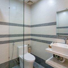 Отель An Bang Scent Beach Homestay Хойан ванная