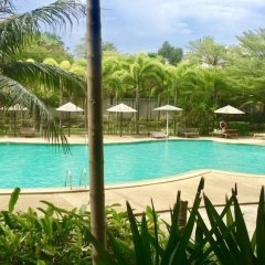 Апартаменты R-Con Wongamat Паттайя бассейн фото 2