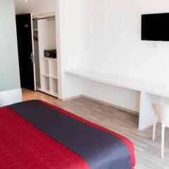 Отель Del Angel Мехико комната для гостей фото 5
