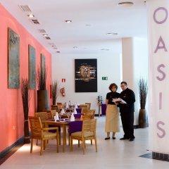 Отель Melia Gorriones Коста Кальма интерьер отеля фото 2