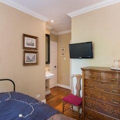 Отель English Bay Inn Bed and Breakfast Канада, Ванкувер - отзывы, цены и фото номеров - забронировать отель English Bay Inn Bed and Breakfast онлайн комната для гостей фото 3
