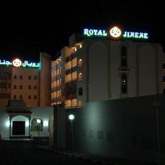 Отель Royal Jinene Сусс вид на фасад фото 4