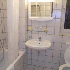 Отель Duval Германия, Франкфурт-на-Майне - отзывы, цены и фото номеров - забронировать отель Duval онлайн ванная