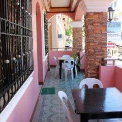 Отель M.N. Boracay Lodge Inn Филиппины, остров Боракай - отзывы, цены и фото номеров - забронировать отель M.N. Boracay Lodge Inn онлайн балкон