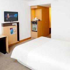 Отель Novotel Wroclaw City 3* Стандартный номер с разными типами кроватей