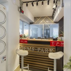 Отель Gems Park Бангкок спа фото 2
