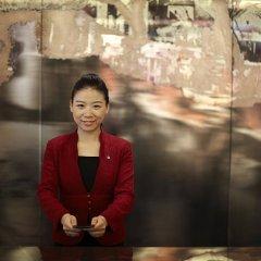 Suzhou Marriott Hotel интерьер отеля
