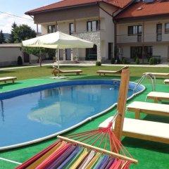 Отель Sveti Nikola Villas near Borovets Боровец бассейн