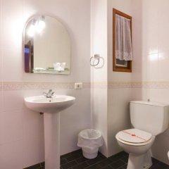 Отель Apartamentos Sol y Mar ванная