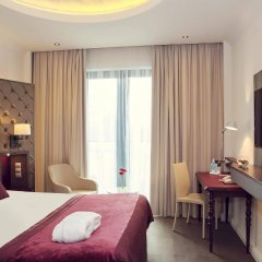 Отель Меркюр Москва Павелецкая комната для гостей фото 3