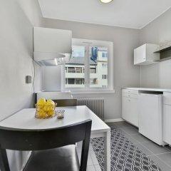 Апартаменты Forenom Serviced Apartments Oslo Rosenborg в номере фото 2