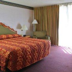 Отель Valley Inn США, Лос-Анджелес - отзывы, цены и фото номеров - забронировать отель Valley Inn онлайн комната для гостей фото 4
