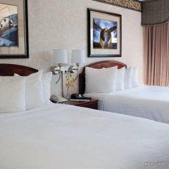 Отель Holiday Inn Express & Suites Bloomington - MPLS Arpt Area W, an IHG Hotel США, Блумингтон - отзывы, цены и фото номеров - забронировать отель Holiday Inn Express & Suites Bloomington - MPLS Arpt Area W, an IHG Hotel онлайн комната для гостей фото 2