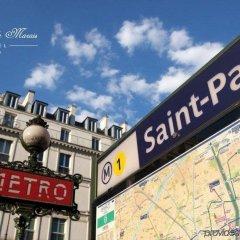 Отель Saint Paul Le Marais Париж фото 4