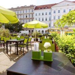 Отель Novotel Wien City Вена балкон