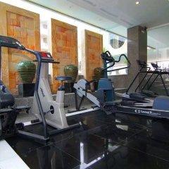 Отель LK Royal Suite Pattaya фитнесс-зал фото 3