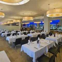 Kervansaray Kundu Beach Hotel Турция, Кунду - 5 отзывов об отеле, цены и фото номеров - забронировать отель Kervansaray Kundu Beach Hotel онлайн питание фото 3