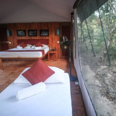 Отель Wild Trails Yala Tented Safari Camp By Yoho балкон