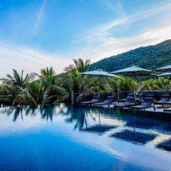 Отель InterContinental Danang Sun Peninsula Resort бассейн фото 2